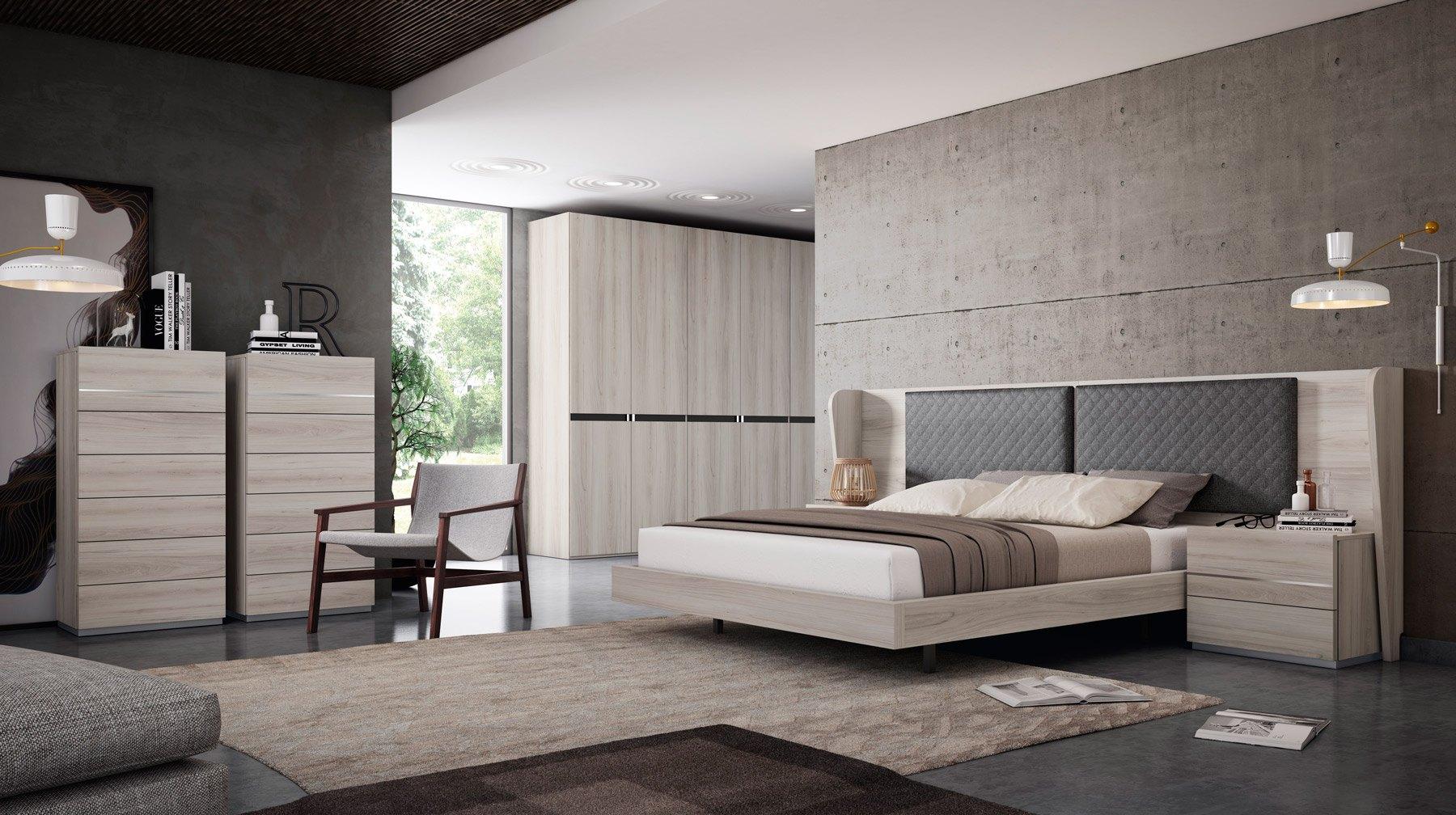 Dormitorios modernos archivos uni n fabricantes de tresillos for Fabricantes muebles dormitorios