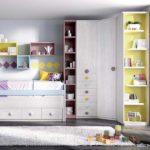 armario tiradores de colores