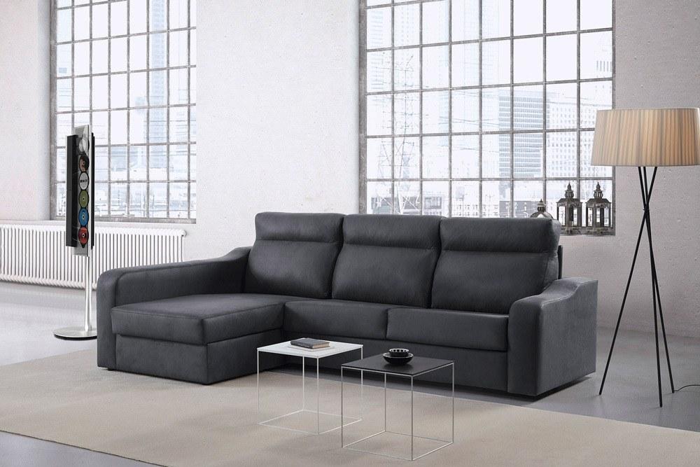 Sof chaise longue archivos uni n fabricantes de tresillos for Tresillos de piel
